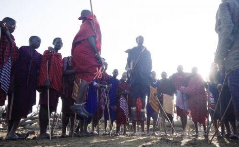 World Nomads – A Masai Story // Documentary