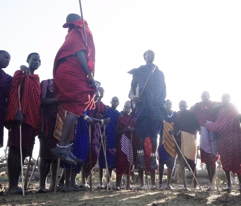 World Nomads – A Masai Story // Documentary