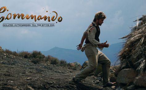 Commando // Feature Film // In Development