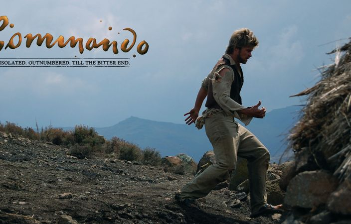 Commando // Feature Film // In Development)