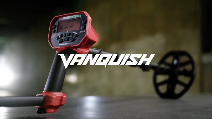 Minelab – Vanquish // Product Features