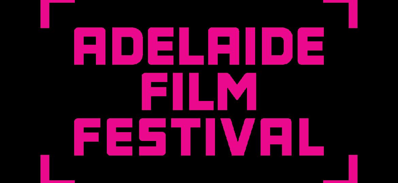 Adelaide Film Festival Logo in Pink