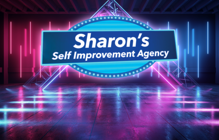 Sharon's Self Improvement Agency // Documentary // In Development