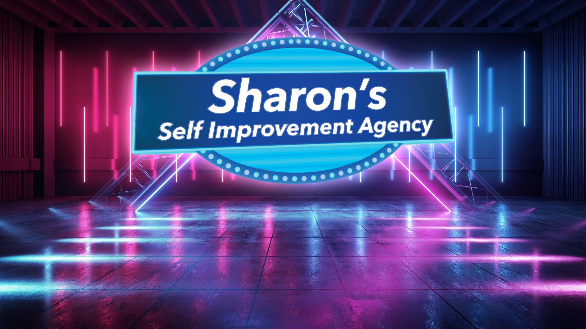 Sharon's Self Improvement Film Image